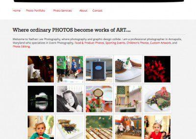 NLA Photography Website